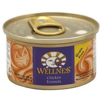Wellness Food for Cats, Chicken Formula
