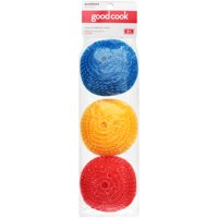 Good Cook Scrubbers, 3 Count