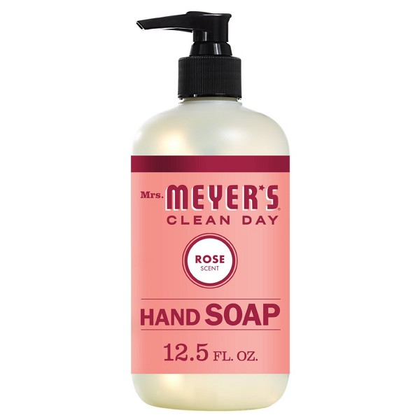 Mrs. Meyer's Clean Day Rose Hand Soap - 12.5 fl oz