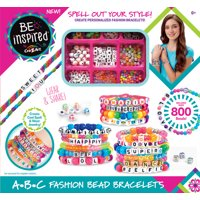 Be Inspired A-Z Fashion Beads