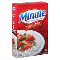 Minute Rice White Rice