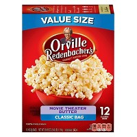 Orville Redenbacher's Movie Theater Butter Microwave Popcorn - 10ct