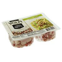 Volpini Pancetta, Chef-Style Chopped, Pouch