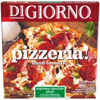 DIGIORNO PIZZERIA! Supreme Speciale Hand-Tossed Style Frozen Pizza 21.3 oz. Box