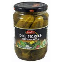 Zergut Russian Style Dill Pickles