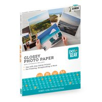 Pen + Gear Glossy Photo Paper, 8.5' x 11', 50 Count