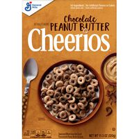 Cheerios Chocolate Peanut Butter , Cereal