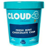 Cloud 10 Creamery Fresh Mint Chocolate Chip