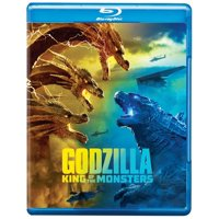 Warner Brothers Godzilla: King Of The Monsters (Blu-ray)