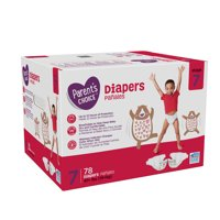 Parent's Choice Diapers, Size 7, 78 Diapers