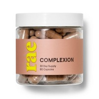 Rae Complexion Dietary Supplement Capsules - 60ct