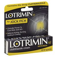 Lotrimin Antifungal Cream for Jock Itch