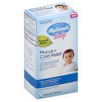 Hyland's Mucus + Cold Relief