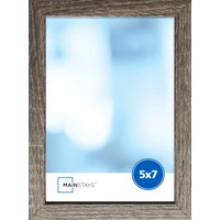 Mainstays 5x7 Linear Frame, Rustic