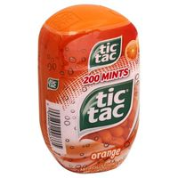 Tic Tac Mints Orange