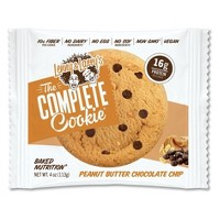 Lenny & Larry's Complete Vegan Cookie - Peanut Butter Chocolate Chip - 4ct