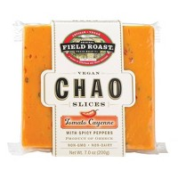 Original Field Roast Vegan Chao Slices Tomato Cayenne - 7oz