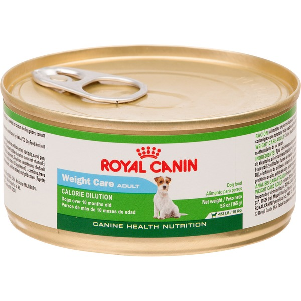 Royal Canin Weight Care Adult in Gel Dog Food