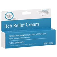 Signature Itch Relief Cream, Extra Strength