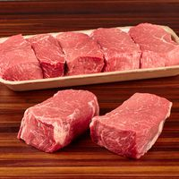 Kirkland Signature USDA Prime Beef Loin Top Sirloin Steak Boneless Cap Off