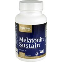 Jarrow Formulas Melatonin Sustain Dietary Supplement