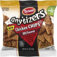 Tyson Any'tizers Frozen BBQ Chicken Chips - 25oz