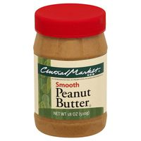 Central Market Smooth Peanut Butter