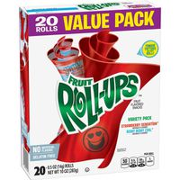 Fruit Roll Ups Rolls, Variety Pack, Value Pack