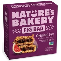 Nature's Bakery Fig Bar - 12oz - 6ct