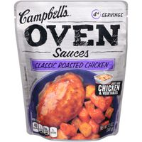 Campbell's® Oven Sauces Classic Roasted Chicken