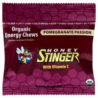 Honey Stinger Energy Chews, Pomegranate Passionfruit