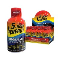 5 Hour Energy Shot - Pomegranate - 12ct
