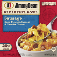 Jimmy Dean® Sausage, Egg & Cheese Breakfast Bowl, 7 oz.