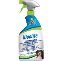 Woolite Advanced Pet Stain & Odor Remover + Sanitize, 22 oz., 11521