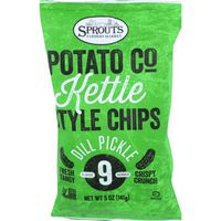 Sprouts Dill Pickle Kettle Chips