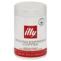 Illy Coffee, Ground, Classic Roast, Classico