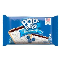 Kellogg Pop-tarts Frosted Blueberry - 2ct