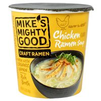 Mike's Mighty Good Ramen Soup, Chicken Flavor