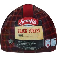 Sara Lee® Premium Meats Black Forest Ham, Deli Sliced