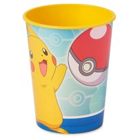 American Greetings Pokémon Party Supplies 16-oz. Plastic Party Cup, 1-Count