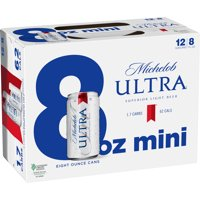 Michelob Ultra® Light Beer, 12 Pack 8 fl. oz. Cans