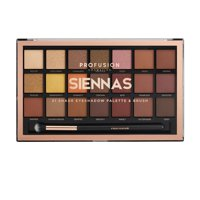 Profusion Cosmetics Shadow Sienna 21 Shade Palette