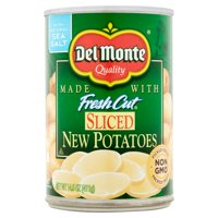 Del Monte Sliced New Potatoes, 14.5 Oz