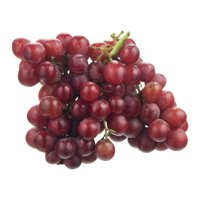 Fresh Red Seedless Grapes bag