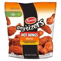 Tyson Any'tizers Buffalo Style Hot Wings - 28oz