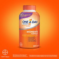 One A Day Women's Multivitamin Tablets, 300 ct