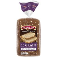 Pepperidge Farm Whole Grain 15 Grain Bread, 24 oz. Bag