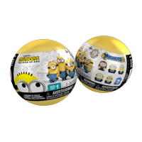 Mash'ems Rise of Gru - Squishy Surprise Characters - Collect All 6 - Series 1