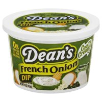 Dean's, French Onion Dip, 16 Oz.