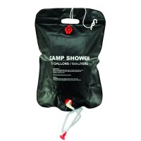 Ozark Trail Camp Shower, 5-Gallon Solar Shower